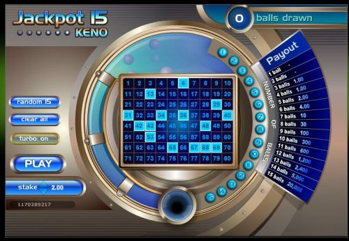 Jackpot 15 Screenshot